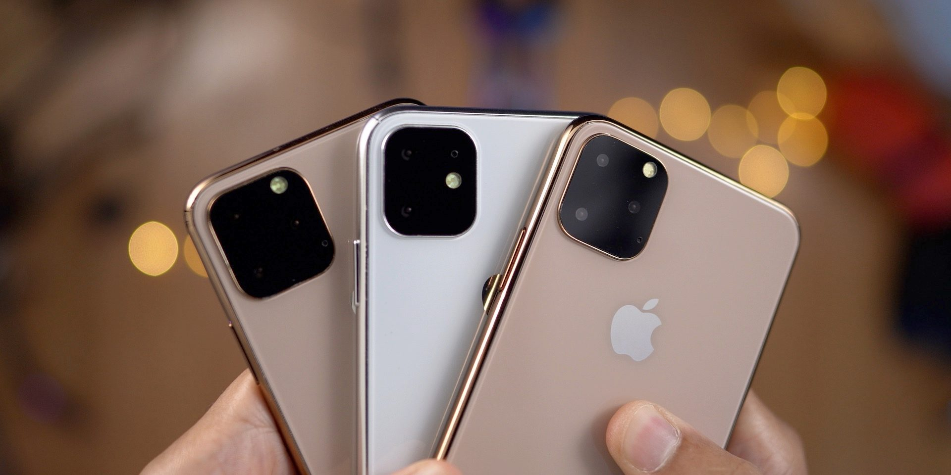 Apple Will Reportedly Release iPhone Pro Among 2019 iPhones